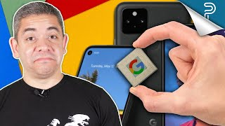 Google Pixel 6 is Coming with GOOGLE SILICON?