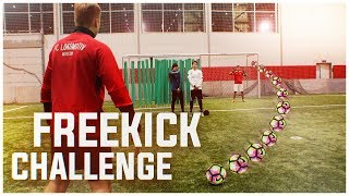 СУМАСШЕДШИЙ FREEKICK CHALLENGE ft.2DROTS & GERMAN