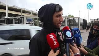 تصريحات لاعبي يوسفية برشيد بعد تعادلهم أمام الرجاء الرياضي بقلب الدار البيضاء