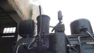 Паровоз  «ГР-280» у Берегові