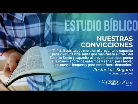 Nuestras Convicciones: 1.4. Creemos que la Biblia es la palabra de Dios, verdadera y actual | Centro de Vida Cristiana