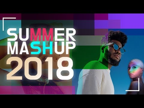 Best of Summer mashup 2018 | mid-year megamix by smmup