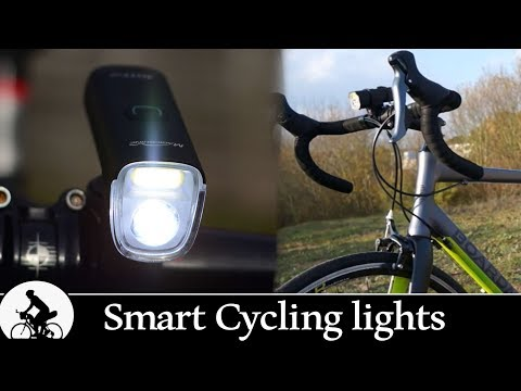 Smart Cycling Lights - Intelligent Lights For Road Bikes!