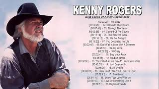 Kenny Rogers Greatest Hits 2020 – Best Songs Of Kenny Rogers – Kenny Rogers Playlist All Songs