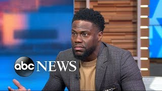 Kevin Hart says he's not hosting the Oscars this year