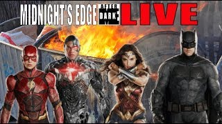 DCEU News Meltdown: Joker Movie, The Batman, Suicide Squad 2 | Midnight's Edge After Dark LIVE