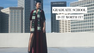 TIPS On How To Survive Graduate School   Is A Masters Degree Worth It?
