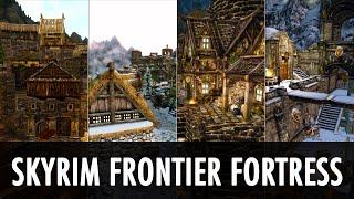 Skyrim Mod: TES Arena - Skyrim Frontier Fortress