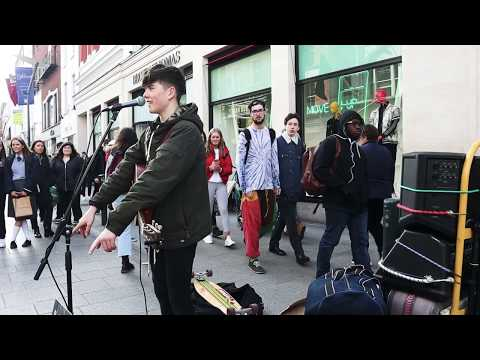 Padraig Cahill - Someone You Loved (Lewis Capaldi) - Dublin City Today