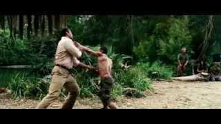 The Rundown fight scene