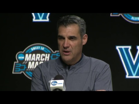 News Conference: Texas Tech, Villanova - Preview
