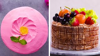 13 Ideas for the Equipment-less Cake Decorator! | Cake Decorating and Hacks by So Yummy