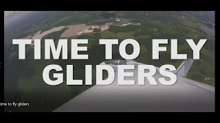 Time to Fly Gliders!