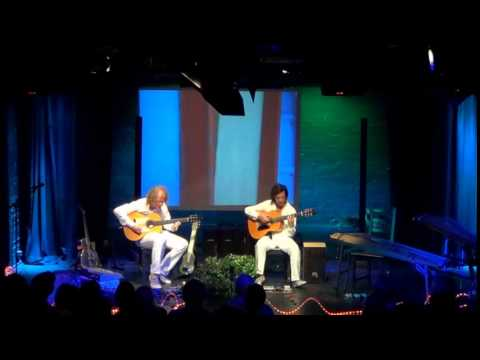 "Tierra Negra Duo plays ""Boreal"" - live in Cologne"