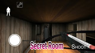 Granny Secret Room - Granny Horror Game Complete Gameplay