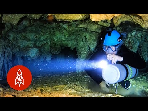 Inside the Undersea Caves of the Dominican Republic