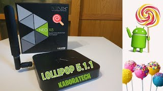 minix neo x8-h plus lollipop 2018 - मुफ्त ऑनलाइन