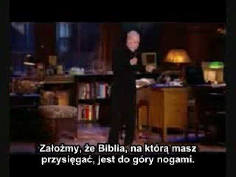 George Carlin - religijne zwyczaje