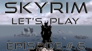 preview picture of video 'Let's Play Skyrim EP# 6 Road Trip'