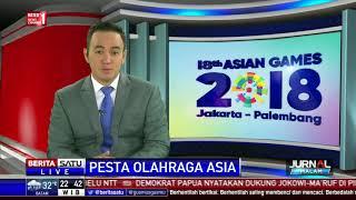 Perolehan Sementara Medali Asian Games: Indonesia Raih 4 Emas