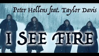 Peter Hollens - I See Fire