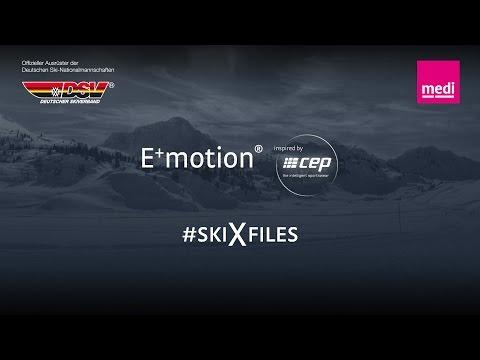 Deutscher Skiverband – Spitzenathleten vertrauen auf E⁺motion® Sportbandagen von medi