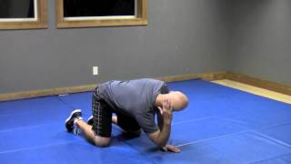 Golf Fitness Video Tip: increase thoracic mobility