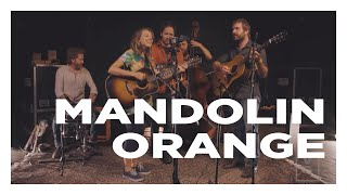"""VS: Mandolin Orange plays """"Into the Sun"""" backstage at Moon River Festival (S2:E24)"""
