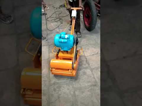 Plate Vibratory Compactor