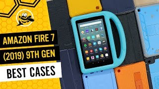 Best Cases for New Amazon Fire 7 2019 9th Generation!