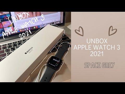Unbox apple watch series 3 คนสุดท้ายของโลก ราคา 6200 บาท!!!⏰