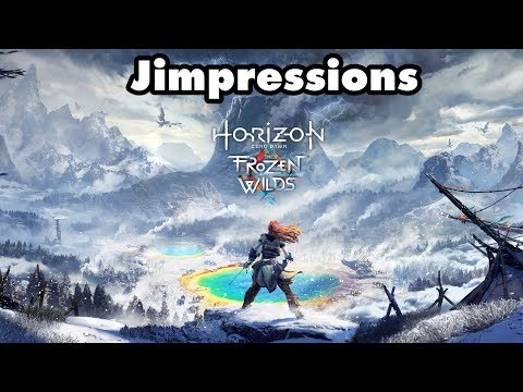 Horizon Zero Dawn: The Frozen Wilds – The Cold & The Brave (Jimpressions) video thumbnail