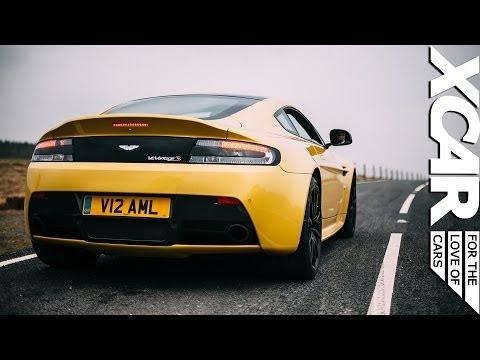 2015 Aston Martin V12 Vantage S: Pure Anger - XCAR