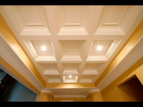 Tilton Box Beam Coffered Ceiling System | QUICK & EASY INSTALL
