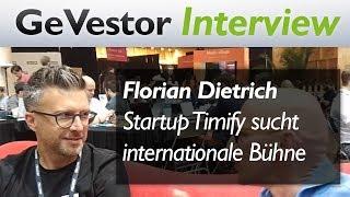 Timify – Münchner Startup sucht internationale Bühne