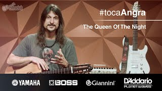 #tocaAngra | Queen Of The Night - Angra (aula de violão)