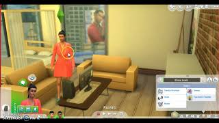How to get your baby/Toddler back if it got taken away sims4