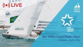 Star Sailors League Finals - Day 5 | Nassau, Bahamas | Saturday 9 December 2017