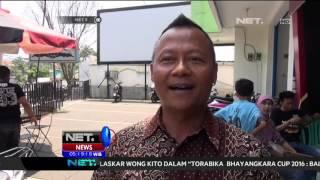 Kedatangan Ribuan Suporter Persib Dan Arema Jelang Laga Final Piala Bhayangkara  NET5