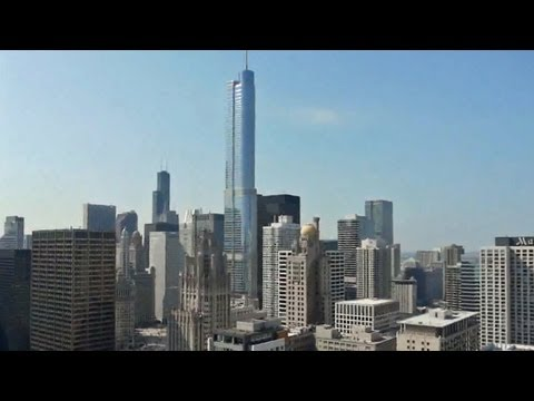 Following Francesca: The amenities floor at 600 North Fairbanks in Streeterville