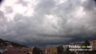 Poletna nevihta