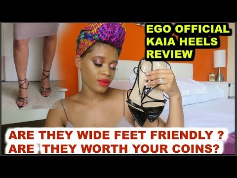EGO OFFICIAL KAIA HEELS REVIEW