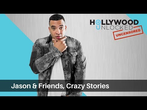 "Jason Reveals He Likes To ""Build-A-Boo"" on Hollywood Unlocked [UNCENSORED]"