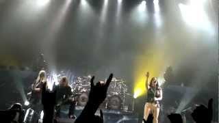 Nightwish, Nightwish - Storytime, Kiev (17.03.2012)