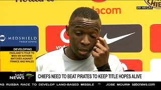 Must Win For Amakhosi In The Soweto Derby