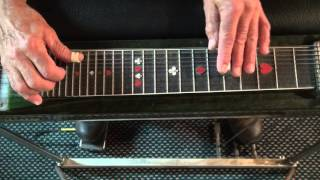 """Pedal steel intro to """"Life # 9"""" by Martina McBride"""