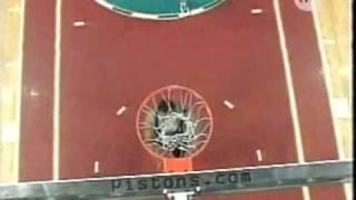 Top 10 NBA 1st week 2000-2001