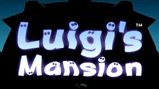 Luigi's Mansion - Complete Walkthrough (Full Game)