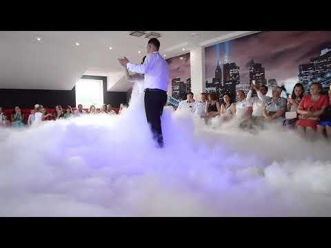 Оформлення весільного танцю спецефектами, відео 9