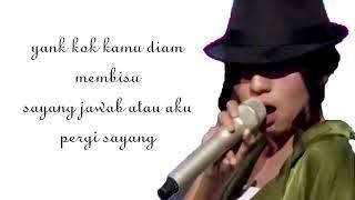 JK YANK Lyrics by WALI | di buat #JaZZ | #INDONESIAN IDOL 2018